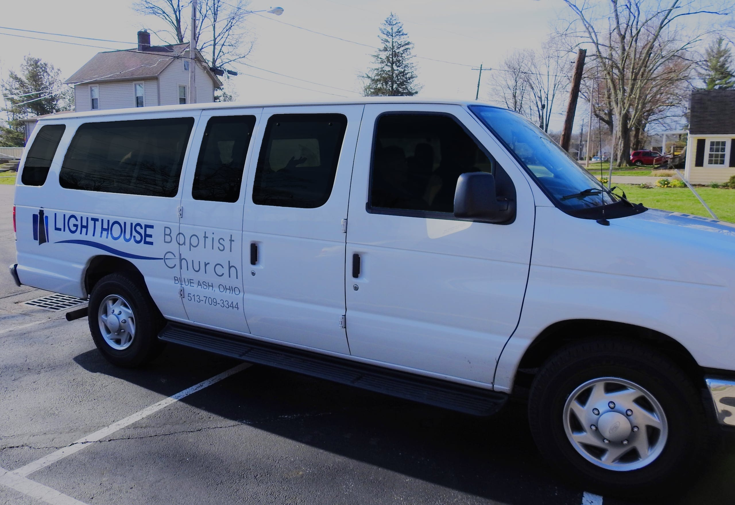 Photo of  van route ministry