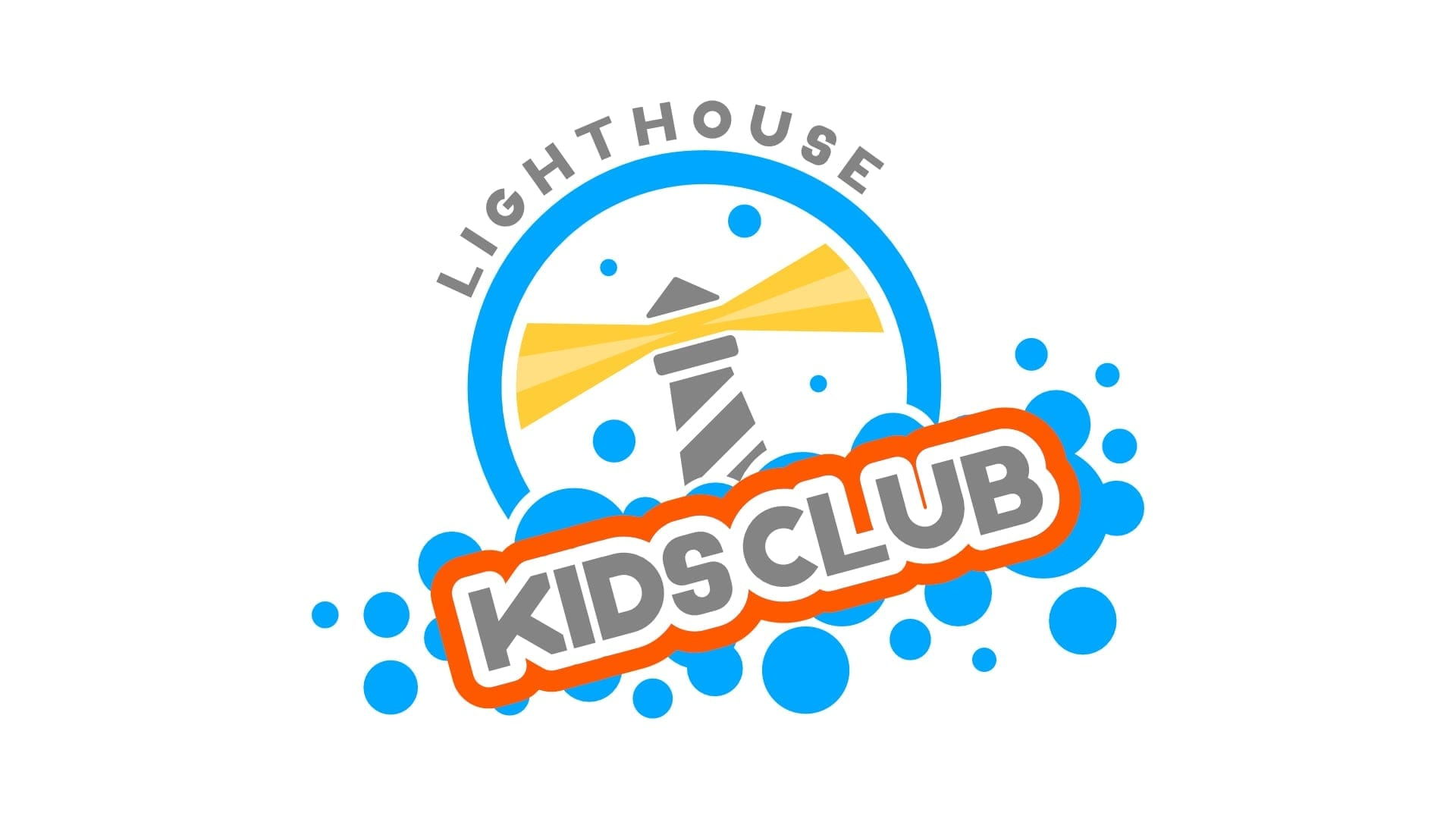 photo of lighthouse kids club grades K-6 logo